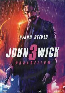Dvd-John-Wick-3-2019-NUOVO