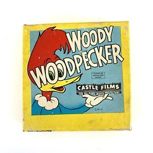 WOODY-WOODPECKER-8mm-Home-Movie-from-Castle-Films-490-STILL-ORIG-BOX