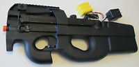 Auto Electric Airsoft Gun P90 Style With Battery & Battery Charger Well D90f