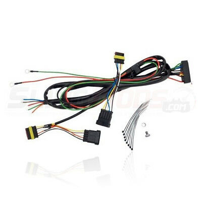 41-162 CAN AM SPYDER Isolated Trailer Wiring Harness Fits RT-RTS-RTL 2010 UP.