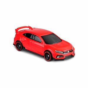 171-2019-Hot-Wheels-Nightburnerz-2018-Honda-Civic-Type-R-Die-Cast-Car-Red