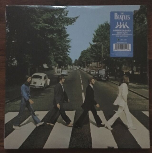 Beatles - Abbey Road LP [Vinyl New] 180gm Album 50th Anniversary Remastered Mix