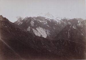 Grossglockner-vom-Kalserthoerl-Tirol-Alois-Beer-Foto-Albumin-19-Jhd