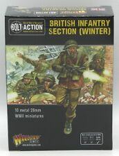 Infantry Bolt Action 402211202 Australian Independent Commando Section WWII