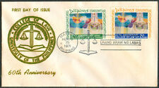 1971 UNIVERSITY OF THE PHILIPPINES College Of Law 60th ANNIV. First Day Cover