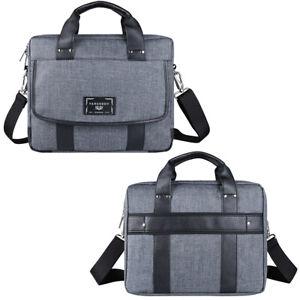40d3d13332b9 VanGoddy Laptop Messenger Travel School Bag Briefcase for 17.3