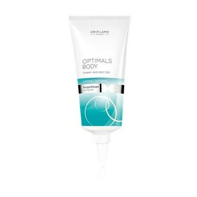 Oriflame Firming Gel For Breast And Belly Body Active For Women