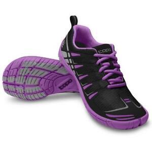Topo Athletic W-ST Women's Running Shoes Trainers Black/Grape UK 6/EU 39 - BNIB