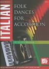 Italian Folk Dances for Accordion by Aldo Diianni (Paperback / softback, 2010)