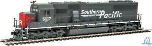 HO-Scale-WALTHERS-Mainline-910-10360-SOUTHERN-PACIFIC-SD50-5517-Decoder-Ready