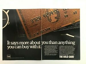 American-Express-Gold-Card-Vintage-1984-Printanzeige