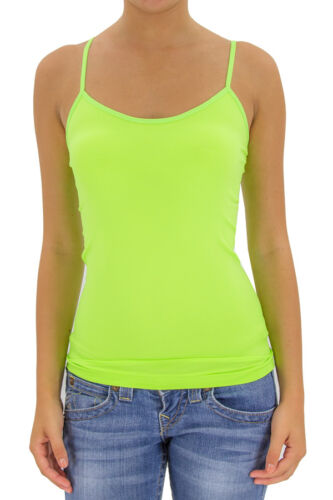 """Seamless 19/"""" Flexible Camisole Top"""