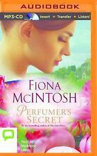 The Perfumer's Secret by Fiona McIntosh (2015, MP3 CD, Unabridged)