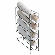 Hubert Cup Dispenser 4 Compartment Wire 6 14 L X 20 D X 24 34 H
