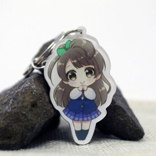 Love Live Anime Keyring Keychain UK Stock