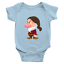 Infant-Baby-Rib-Bodysuit-Jumpsuit-Romper-Babysuit-Clothes-Seven-Dwarfs-Grumpy thumbnail 9