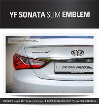 [Kspeed] (Fits: HYUNDAI 2011+ YF Sonata) slim Emblem