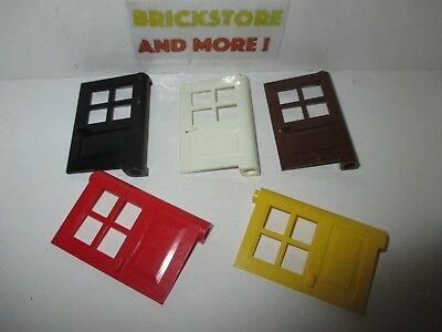 Lego - Door Porte Porta Tür 1x4x5 3861 - Choose Color & Quantity Ricco E Magnifico