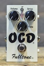Fulltone OCD Obsessive Compulsive Drive Overdrive/Distortion Guitar Effect Pedal