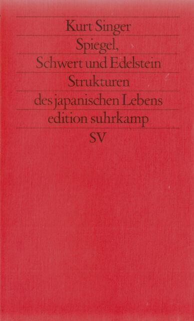 su- e 1445 SINGER : SPIEGEL, SCHWERT UND EDELSTEIN