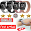 Magnetic-Strap-Replacement-Stainless-Steel-Metal-Watch-Band-For-Fitbit-Versa-New thumbnail 1