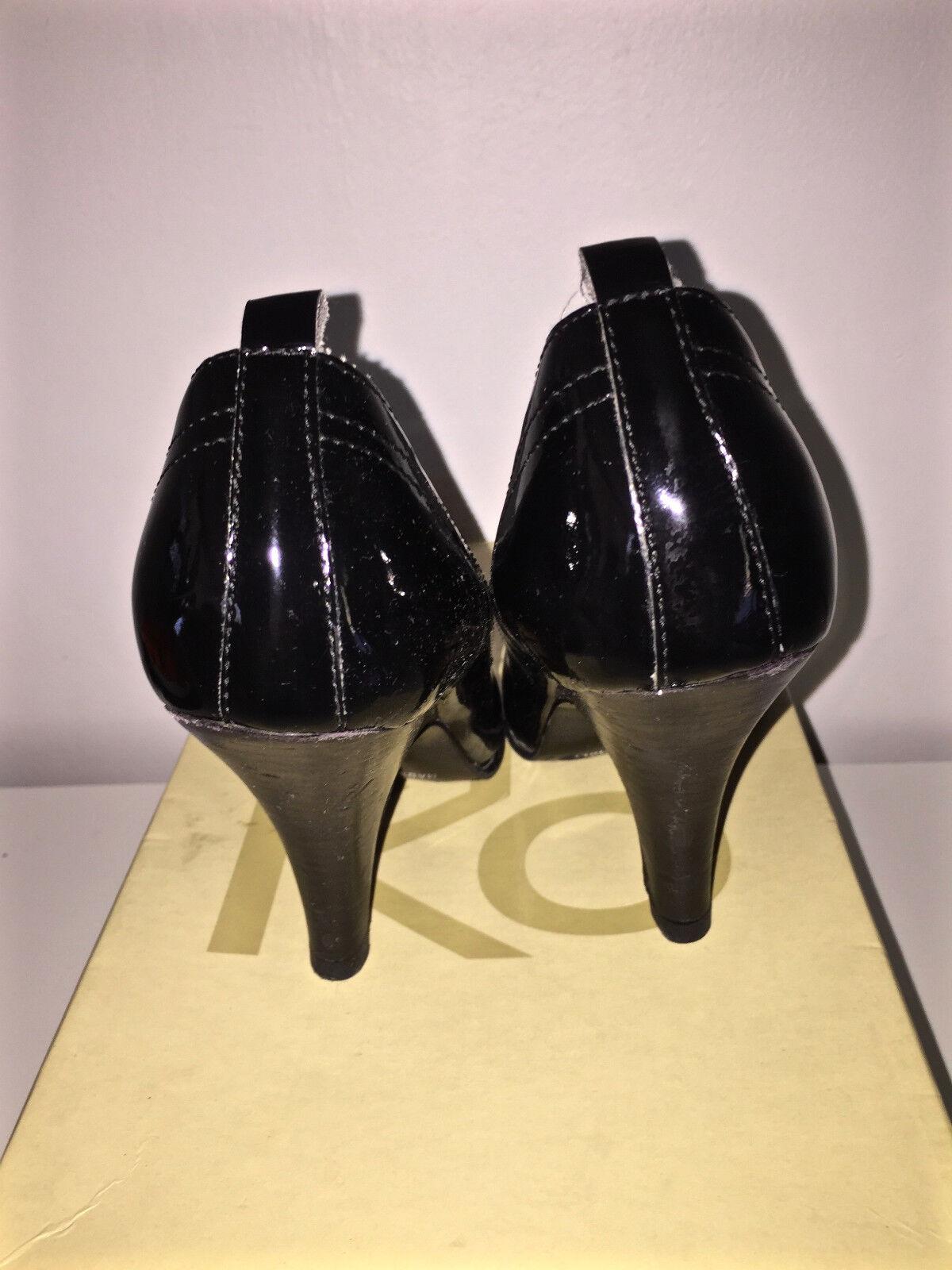 Lujoso y sexy zapatos de salón de piel charol caja PINKO tamaño 37 en caja charol valor cb34b6