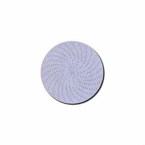 "3M Hookit Clean Sanding Painters 6/"" 6 Hole Purple Back Up Pad 05551"