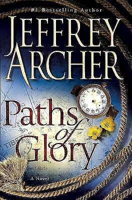 1 of 1 - NEW Paths of Glory by Jeffrey Archer