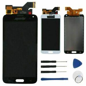 Para-Samsung-Galaxy-S5-Pantalla-Tactil-Completa-LCD-Display-amp-G900F-i9600A