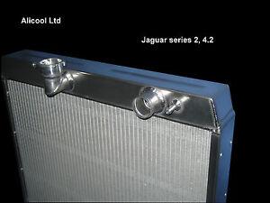 Jaguar-series-2-E-Type-radiator
