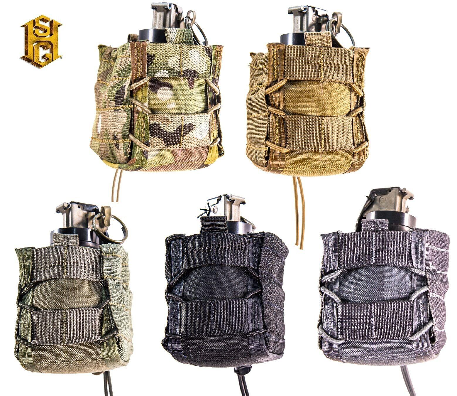 HSGI Stinger Grenade Pouch-12ST00-Choose Your color
