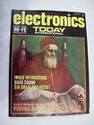 Electronics Today International magazine issue February 1975