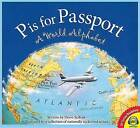 P Is for Passport: A World Alphabet by Devin Scillian (Hardback, 2016)