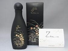 【SHISEIDO ZEN】 Eau de cologne 80ml Fragrance of Floral Bouquet From Japan
