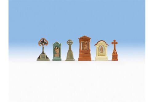 NOCH 14871 HO 1//87 Gravestones