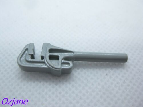 LEGO PART X93 UTENSIL PIPE WRENCH LIGHT GREY