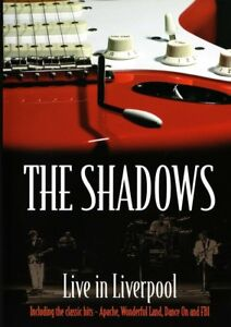 THE-SHADOWS-LIVE-IN-LIVERPOOL-DVD-NTSC-ALL-REGIONS-GUITAR-NEW