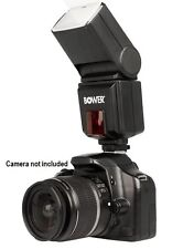 Bower SFD926S Auto-F Dedicated TTL Power Zoom Flash for Sony Alpha DSLR Camera