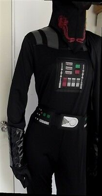 Star Wars Darth Vader Costume Size Size Size Large-12-14 56f8e5