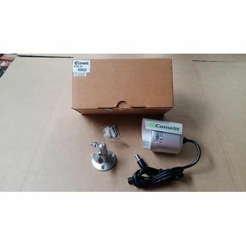 COMELIT 40652 TELECAMERA DN 350 TVL 3,6MM 24 LED 12VDC