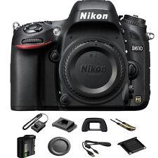 Nikon D610 Digital SLR Camera Body DSLR Body - July 4th Sale