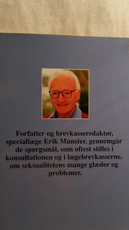 Seksualitet og samliv, Erik Münster, emne: erotik
