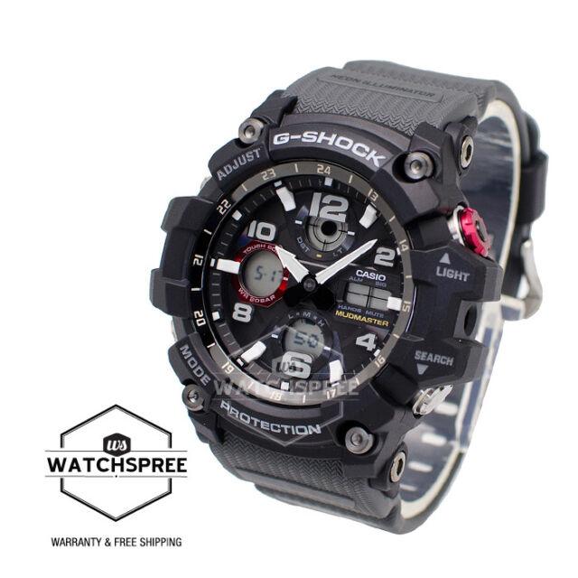 Casio G-Shock Master of G Series Mudmaster Watch GSG100-1A8 AU FAST & FREE