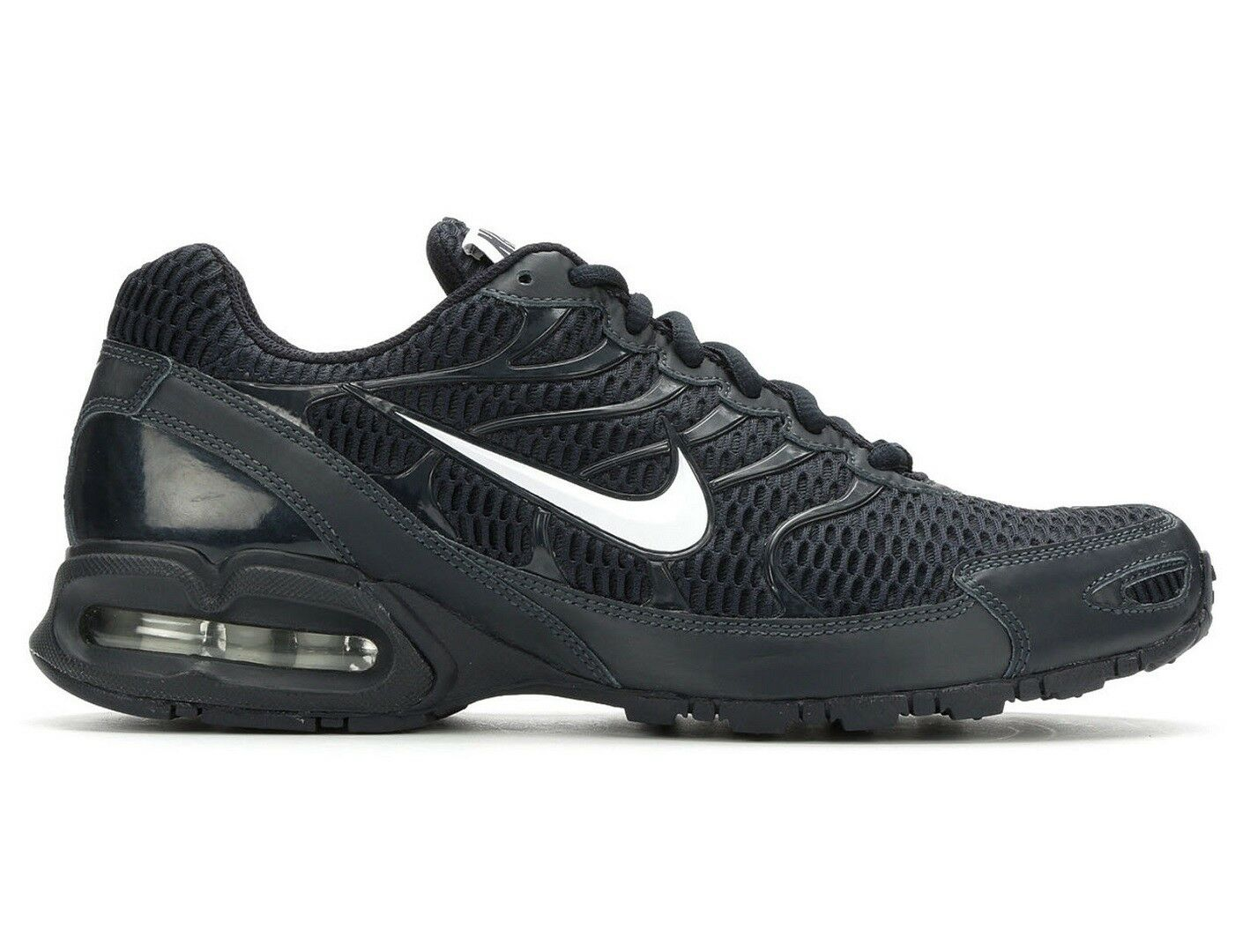 Nike Air Max Torch 4 Mens 343846-400 Dark Obsidian White Running Shoes Size 8.5