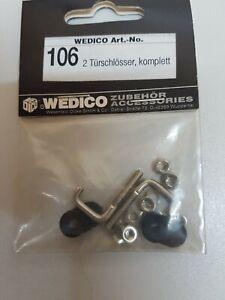 Wedico-106-2-Tuerschloesser-komplett