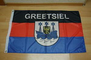 Fahne Flagge Grönland 60 x 90 cm