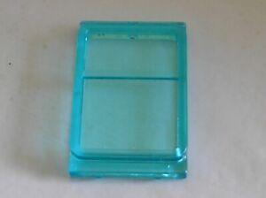 Vitre-porte-LEGO-MODEL-TEAM-TrLtBlue-door-glass-4183-Set-5590-5550-5581