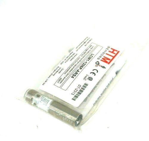 NEW HTM SENSORS LCM1-1206P-ARS4 PROXIMITY SENSOR LCM11206PARS4