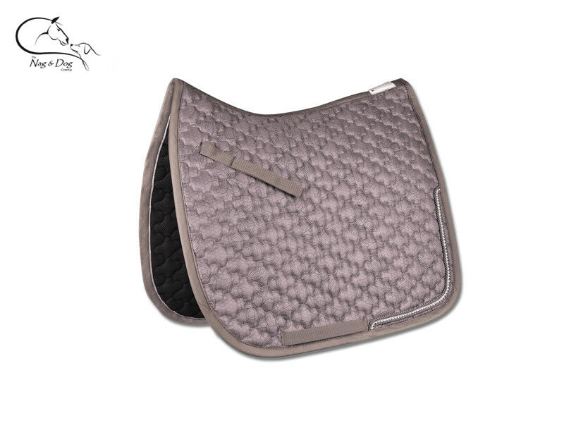 Waldhausen  Vienna   FULL SOFT SADDLE CLOTH PAD Navy Grey Taupe FREE DELIVERY