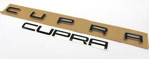 Cupra-Emblem-Schriftzug-Schwarz-Glanz-Folie-Leon-Ibiza-Seat-5F-SC-ST-FR-6L-Skin